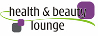 Logo Health and Beauty Lounge